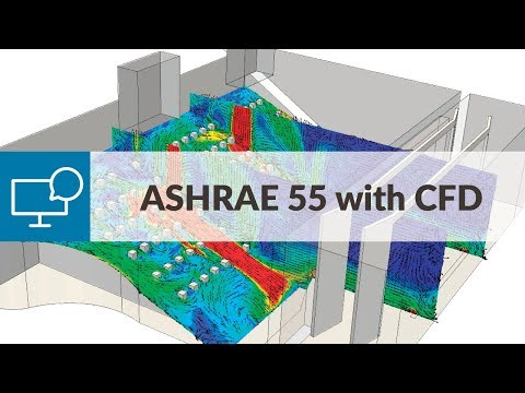 Ventilation System Design Study For Smoke Management With Cfd Youtube