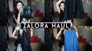 Zalora Haul | Mostly Dresses
