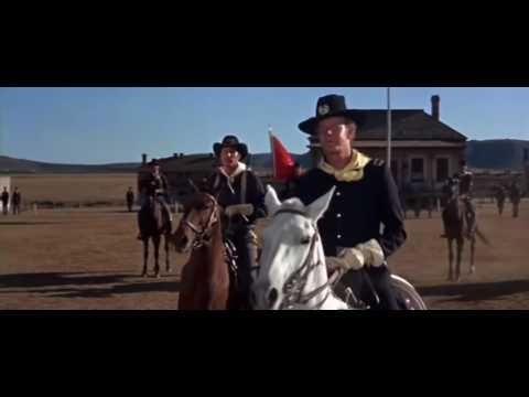 The Glory Guys Western 1965 Tom Tryon, Harve Presnell & Senta Berger