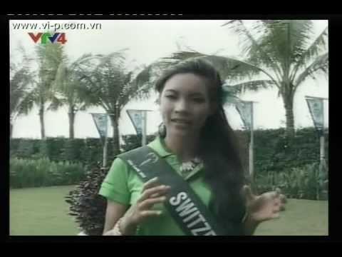 Miss Earth 2010 in Vietnam - Thông điệp môi trường