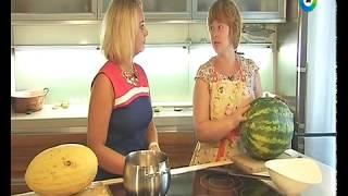 Эксклюзивный рецепт джема из арбуза и дыни.