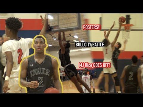 Lit Battle in BullCity! Voyager vs Durham Academy! Jonas Aidoo, MJ Rice +MORE!