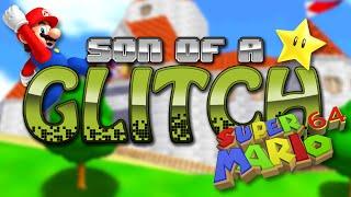 Super Mario 64 Complete With 16 Stars Glitch - Son Of A Glitch - Episode 6