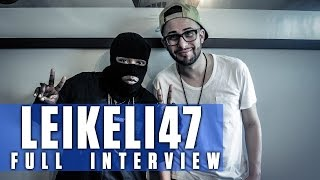 Leikeli47 Talks Influences, Ski Mask, Jay-Z Co-Sign, FULL INTERVIEW
