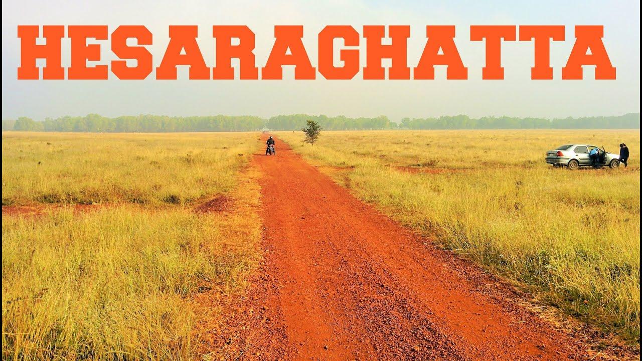 cycling tracks in bangalore: hesaraghatta