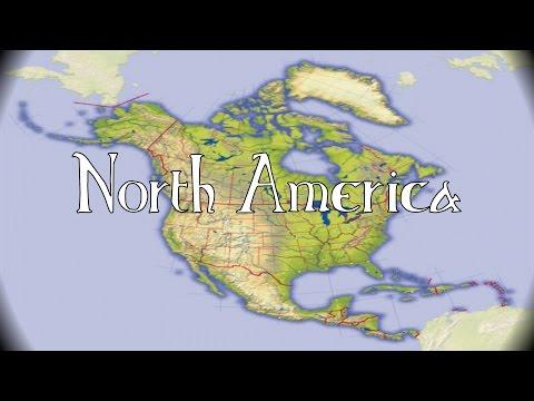 Alternate North America | Episode 1: New Caribbean Union
