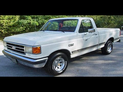 auto repairs - 1989 ford f-150 - headers and custom exhaust - youtube