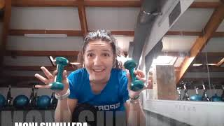 Tonificacion 1  Moni Sumillera Camargo dxtencasa Sport Studio