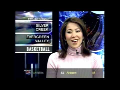 Evergreen Valley High School Basketball 1st Ever League Champions (2004 no seniors) San Jose Ca