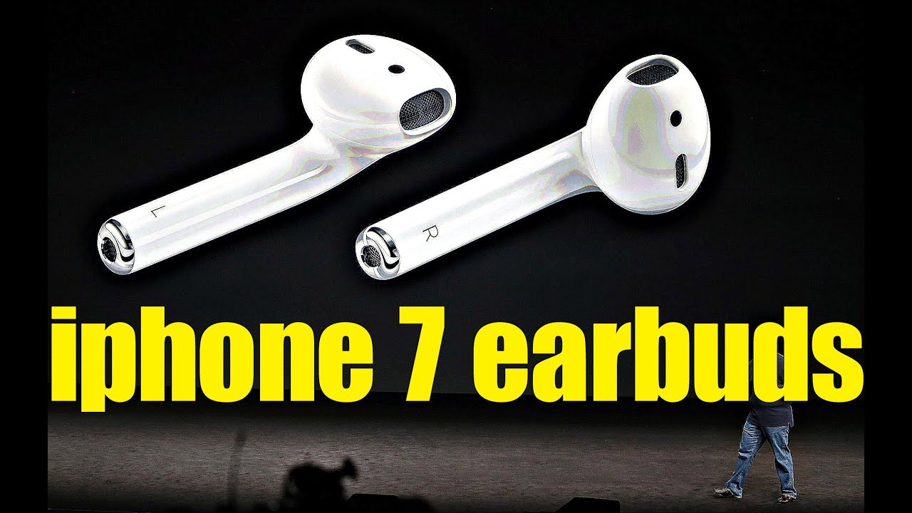 cordless earbuds for iphone 7