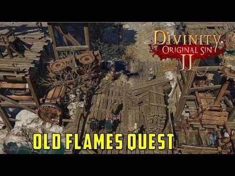 Old Flames Quest (Divinity Original Sin 2)