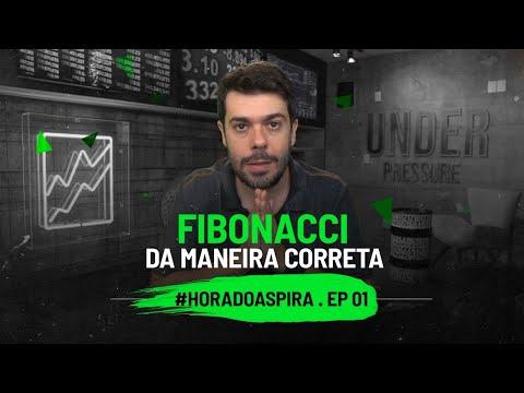 Como Traçar FIBONACCI Da Maneira CORRETA | #HoradoAspira 001