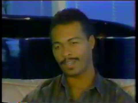 Ray Parker, Jr interview 1984 on America's Top 10