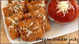 How to Make Toasted Ravioli!! - Fried Ravioli Recipe