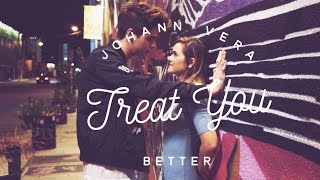 Treat You Better ( Shawn Mendes - Spanish Cover ) | Johann Vera