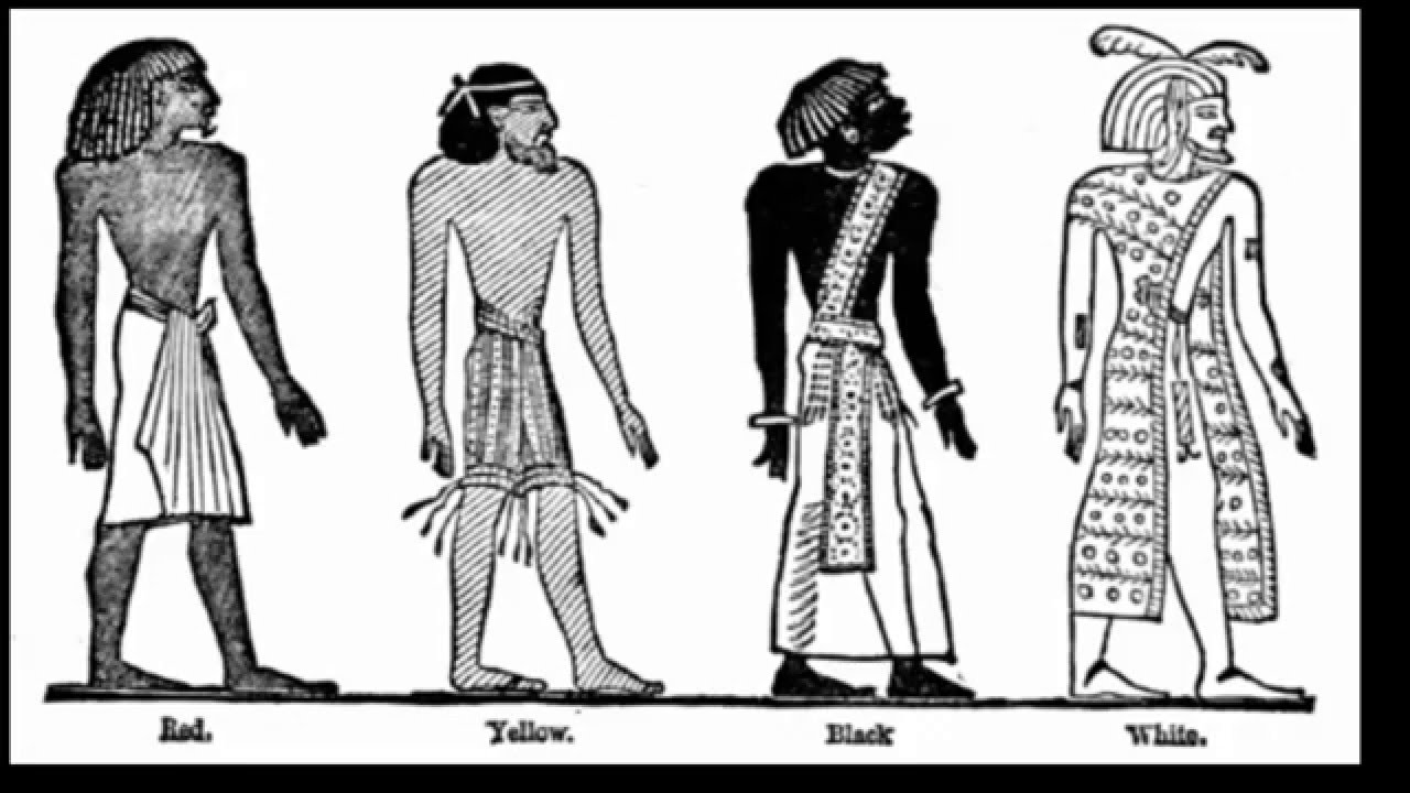 African Americans Are NOT Egyptians or Hebrew Israelites
