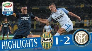 Verona - Inter 1 - 2 - Highlights - Giornata 11 - Serie A TIM 2017/18