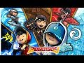 BoboiBoy  Episode 09 - Giant Game of Checkers! Episode 09 Hindi Dubbed HD 720p