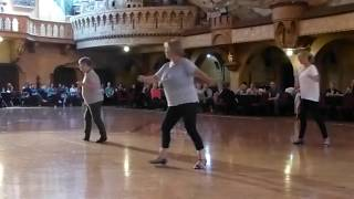 Can I Be Him line dance by Pauline Bucan & Helen Duncan - August 2017