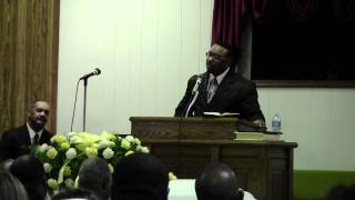 """Funeral Sermon """"Somethings We Need To Know""""(1/2)"""