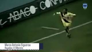 Un partido de muchos goles se dio en la Temporada 93-94, donde el equipo de Monterrey logró un empate de ir perdiendo 1-4 a un 4-4 contra el equipo de Morelia.