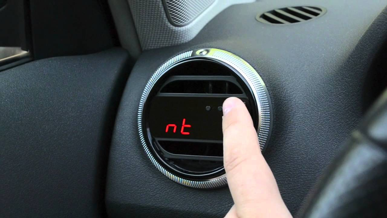 Audi A3 Mk2 Tt Vent Integrated Digital Interface Youtube
