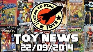 Toy News - 22/09/2014