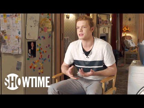 Cameron Monaghan on Ian & Trevor (Elliot Fletcher) | Shameless | Season 7
