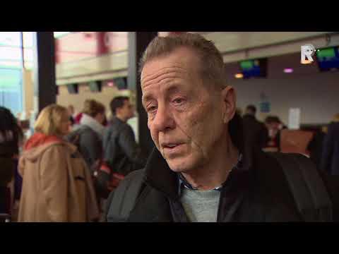 Passagiers Rotterdam The Hague Airport getroffen door staking Transavia