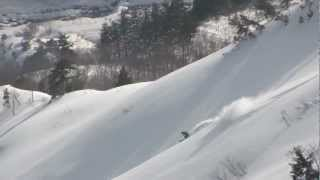 2013 Japan Highlight Ski Reel | Dangerously Deep Snow