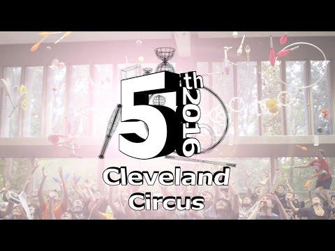 Cleveland Circus 2016 Promo!