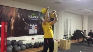 Vlog #тренировкигиревиков: четверг