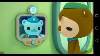 Octonauts and the crab and urchin