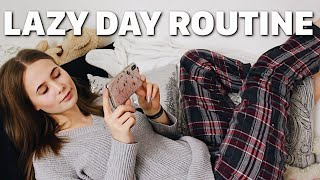 LAZY DAY TAG&ROUTINE - MÓJ LENIWY DZIEŃ