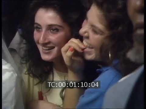 Ethiopian Jews In Israel - 1987