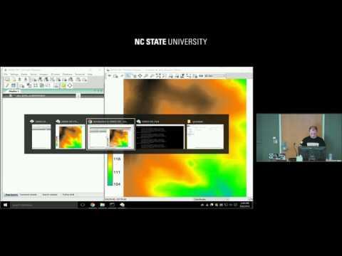 Geospatial Studio: Intro to GRASS GIS