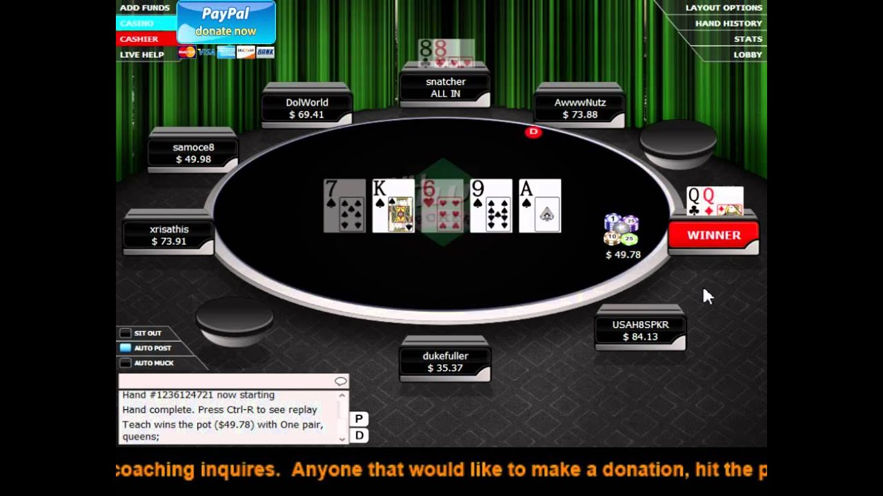 Poker 88 bni