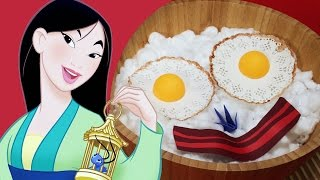 Mulan Stop Motion Animation | Disney From Scratch | Disney