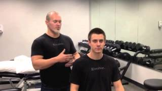first rib seated manipulation evolution sports physiotherapy