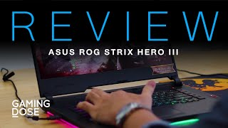 GamingDose Review :: รีวิว ASUS ROG Strix Hero III