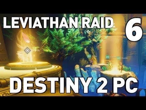 [6] The Raid According To Spesh! (Let's Play Destiny 2 Leviathan Raid)