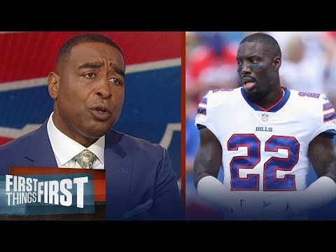 Cris Carter on Bills' Vontae Davis retiring at halftime of Sunday's game | NFL | FIRST THINGS FIRST