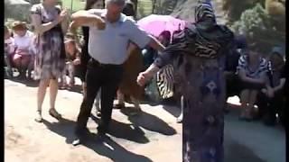 Сельская свадьба в Дагестане.