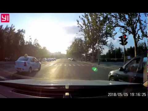 Instant karma pentru un taximetrist din Chişinău