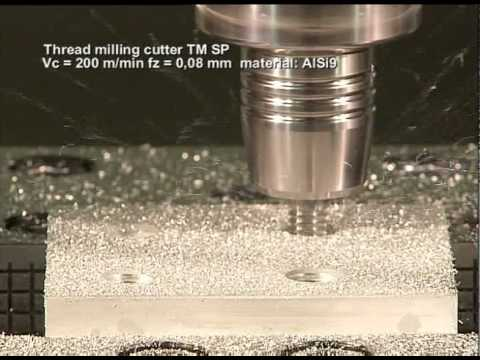 Guhring Thread Milling Cutters