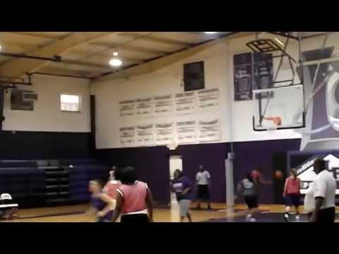 La Poynor Alumni Basketball Video 2014