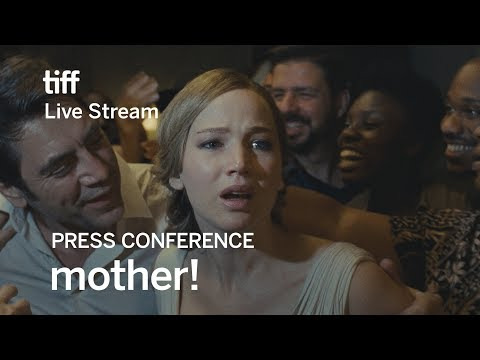 MOTHER! Press Conference | Festival 2017