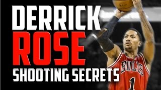 derrick rose nba shooting secrets