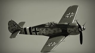 Samoloty wojskowe na świecie -  Focke-Wulf Fw 190