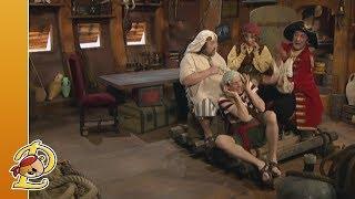 Piet Piraat - Het vlot